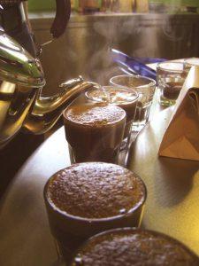 Wie wichtig ist Wasser im Kaffee?