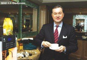 Kaffeekönig ohne Prinz