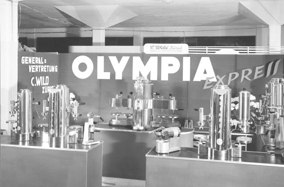 olympiaexpress alte maschinen