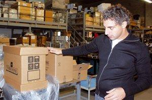 Signor Osnato und die Kaffeemaschinenfabrik