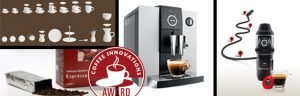 Sieger Coffee Innovations Award 2013