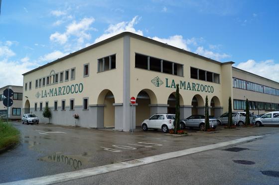 La-Marzocco-Firmengebäude