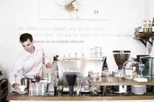 Necado-Kaffeeladen