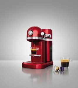 Kitchenaid-artisan-nespresso