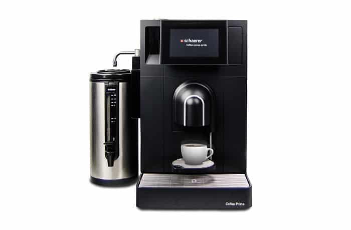 Verrassend Schaerer Coffee Prime Brew IY-22