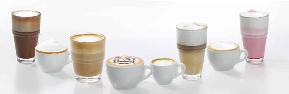 Kaffeevariationen