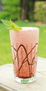 Rasberry-Drink