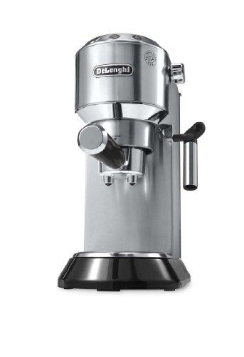delonghi ec 680 m dedica espressomaschine im test. Black Bedroom Furniture Sets. Home Design Ideas