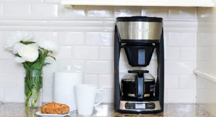Kaffeemaschine von Bunn nicht in Deutschland erhältlich