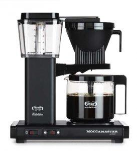 Kaffee mit der Kaffeefiltermaschine – so gehts richtig:
