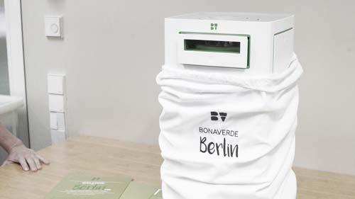 Der große Bonaverde-Test: eine Kaffeemaschine, die röstet, mahlt und aufbrüht