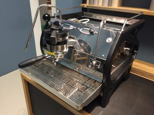 Test La Marzocco Strada EP 1group