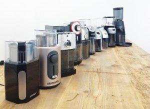 10 Kaffeemühlen unter 100 Euro im Test