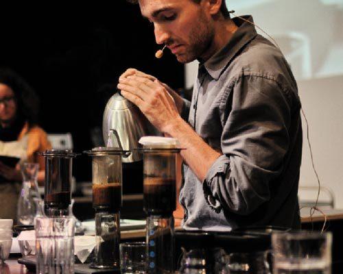 Wasser: wichtiger Bestandteil für einen guten Kaffee