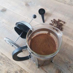 Kaffee mit der French Press – so geht's