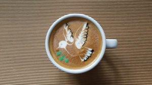 Interview mit Markus Badura zweifacherDeutscher Latte-Art-Meister