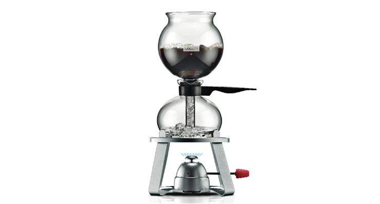 Bodum Pebo Vakuum-Kaffeebereiter