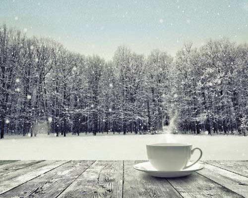 Kaffee in Russland