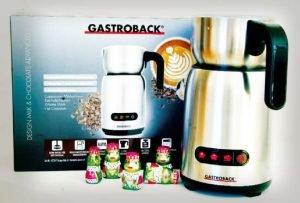 Im Test: Design Milk & Chocolate Advanced von Gastroback