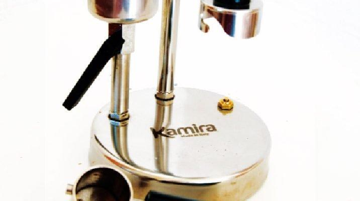 Kamira Espressomaschine im Test