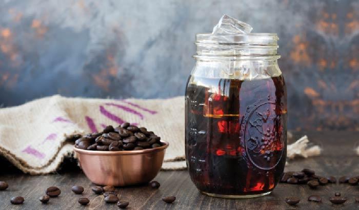 cold brew kaffee